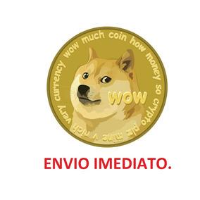 1000 Dogecoins Envio Imediato Solicite Seu Link Com Desconto