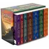 Colección Saga Completa Libros De Harry Potter Celular Ipad