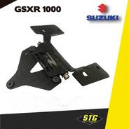 Portapatente Fender Rebatible Stg Suzuki Gsxr1000 17/20 C/g