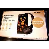 Sony Xperia M5 Liberado Color Negro + Auriculares + Garantia