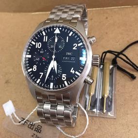 Relógio Iwc Pilot Eta A7750 Automático