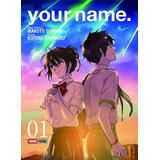 Manga Your Name Kimi No Na Wa Tomos 1 Al 3 Por C/u Panini
