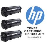 Toner Cartucho Alt Hp 1010 Q2612a