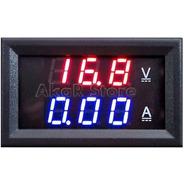 Voltímetro Amperímetro Dc 300v 300a Bateria Automotivo Som