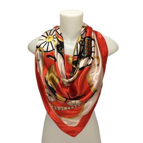 Lindo Lenco Seda Carre Hermes - Acessórios da Moda no Mercado Livre ... 24977cca250