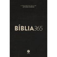 Bíblia 365 Clássica Nvt Letra Normal Capa Dura