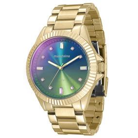 53d6679a841 Relógio Mondaine Cor Rosê 94359lpmgrs2 - Joias e Relógios no Mercado ...