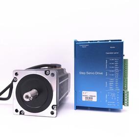 Motor Nema 34 Con Encoder 12.5 Nm 1700 Onzas Y Driver
