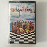 Chiquititas Vol 4 - Cassette Nuevo Sellado - Romina Yan