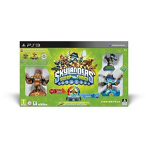 Skylanders Swap Force Ps3 Pack De Inicio Nuevo Sellado