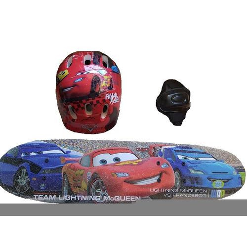 Skate Infantil + Acessórios Seguran?a!! Varios Personagens!