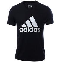 Playera Atletica Sport Essentials Logo Hombre Adidas S23014