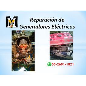Venta, Renta Y Reparacion De Generadores Electricos.