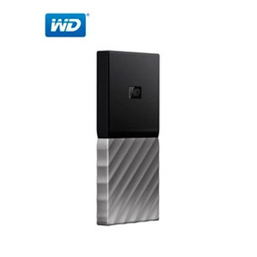 Wd Disco Duro Externo Western Digital My Passport Ssd, 512gb