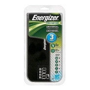 Energizer - Cargador De Batería Universal Compacto