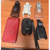 Clips Y Fundas Motorola Nextel Senzu, V3, Atrix, Alumina,