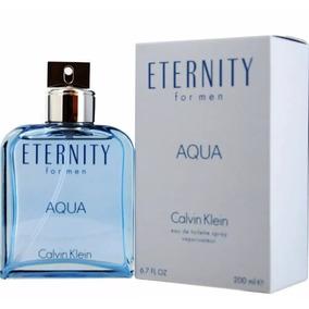 200ml - Perfume Eternity Aqua For Men Calvin Klein