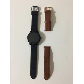 Fossil Smartwatch Q Wander + Pulseira De Couro