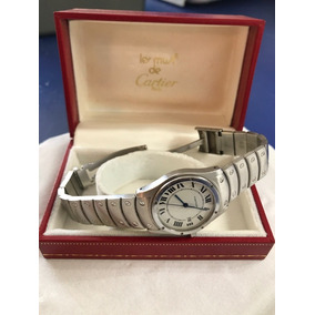 Reloj Cartier Santos Ronde