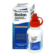 Liquido Boston Cleaner Limpiador Lentes Rigidas Bausch Lomb