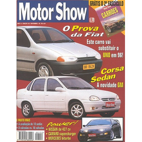 Motorshow.152 Nov95- Gol Gti16v Volv850 Suzu1100 Citroen Zx