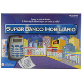 Banco Imobiliario Super Com Maquina Cartao Debito E Credito