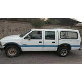 Excelente Oferta: Camioneta Chevrolet Luv Doble Cabina 2.3