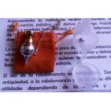 Detector De Metales... Péndulo Para Oro Y Plata