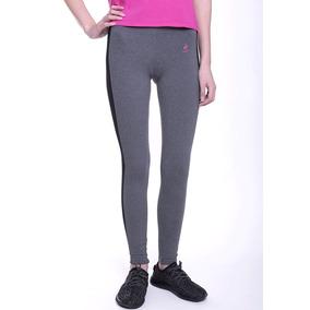 Calza Le Coq Sportif Heather Side Legging W Mujeres