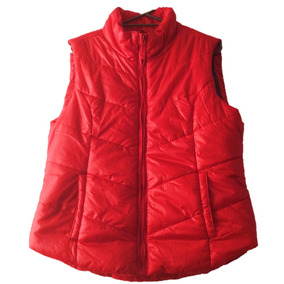 Chaleco Dama Chalecos Mujer Rojo Ropa Casual Aeropostale