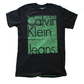 Lote 5 Playeras Calvin Klein Juvenil Original Mayoreo 7db0391ed0003