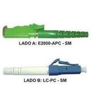 Cordão Óptico E2000-apc / Lc-pc 30mts Frete Grátis*