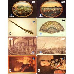Cartão Telefônico Museu Histórico Nacional Telemar - S304
