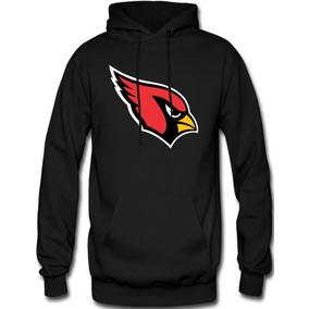 Sudadera Arizona Cardinals Nfl Hoodie Capucha Con Cangurera