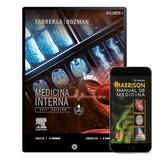 Medicina Interna Farreras Rozman Coleccion 6 Libros- Digital
