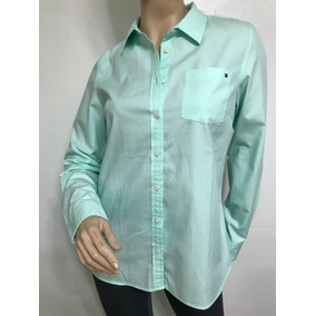 Camisa Tommy Hilfiger Mujer Nueva Original Importada De Usa