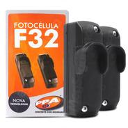 Sensor Fotocélula F32 Ppa Anti Esmagamento Portão Eletronico