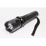 Lanterna Policial De Choque Autodefesa Imobilizadora 18000w
