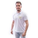 Camisa Polo Universitária Engenharia Mecatrônica - Luxo