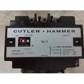 Contactor Mc. Cutler Hammer Trifasico 200 Amp