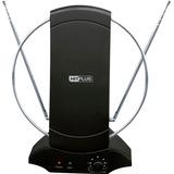 Antena Tv Interior Vhf/uhf/hd/fm Radio Hitplus Hp-a101