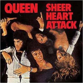 Queen Sheer Heart Attak - Cd Duplo U S A --- Black Friday --
