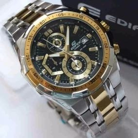645b54840bd Casil Edifice Misto - Relógios De Pulso no Mercado Livre Brasil
