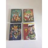 Disney Clásicos En Dvd Originales Impecables Zona 4 !!!
