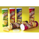 Batata Jacker (pringles Elma Chips)?cx C/10un Todos Sabores