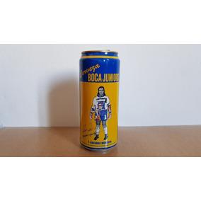 Lata Cerveza Boca Juniors - Colección - 1992