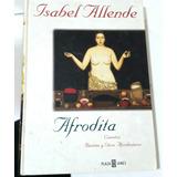 Afrodita Isabel Allende Pasta Dura Ilustrado