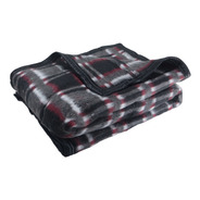 Cobertor Casal Formoso Xadrez 180 X 220cm Resfibra