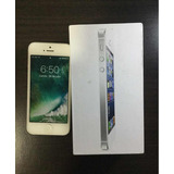 Apple Iphone 5 16gb Blanco