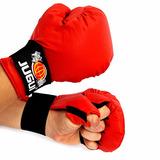 Luva Karate Jugui - Adulto / Infantil Diversas Cores